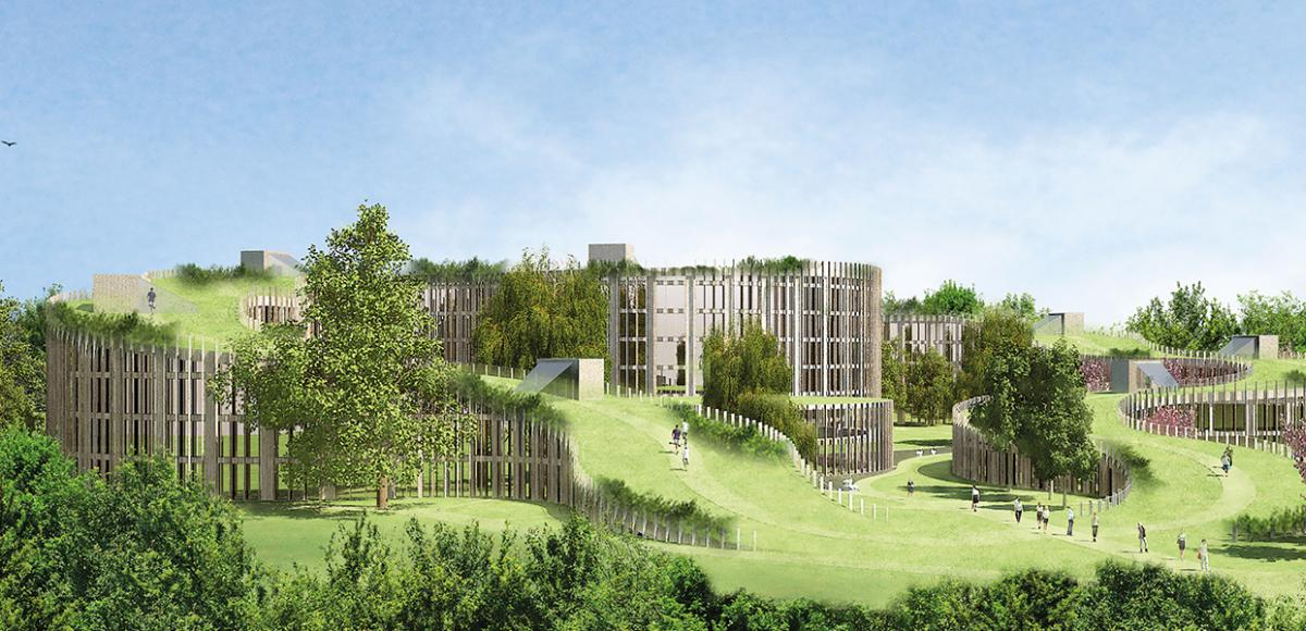 Student housing goes green i Denmark