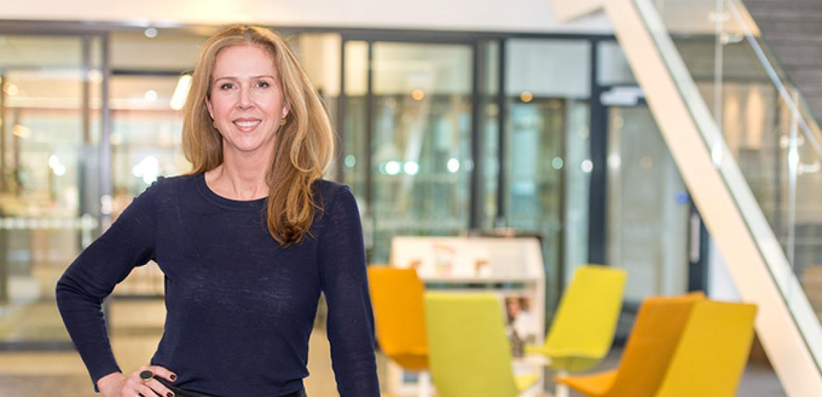 Ann Granberg Head of Experience Design