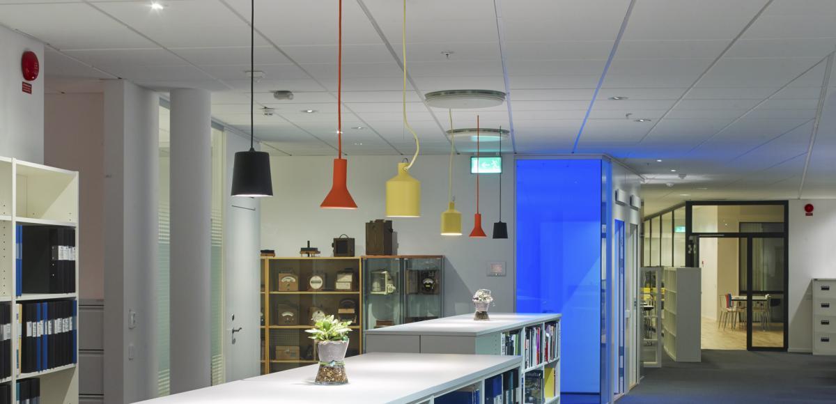 Better light for a better workplace | AFRY