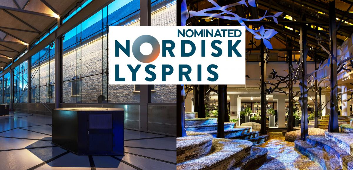 Light Bureau Nordic Lighting design awards 2018