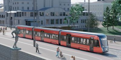 Infra-Tampere tramway network, Finland