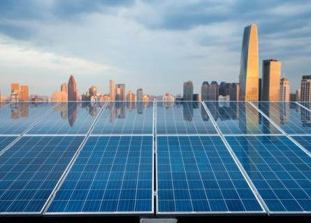 Energy_Solar Power_City