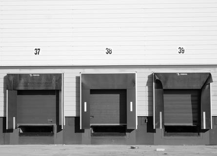 distribution center loading docks