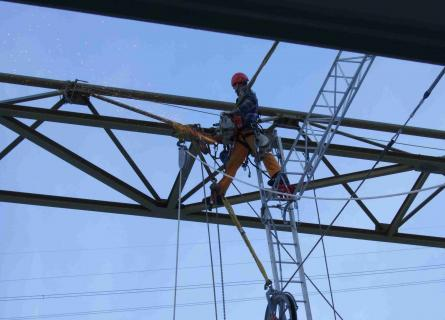 Replacement of transmission lines