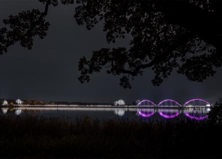 Sölvesborg Bridge_Light Bureau_photo by Olof Thiel