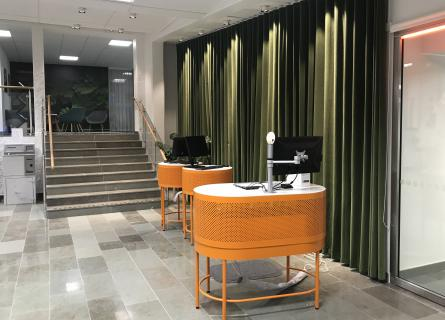 Swedbank office
