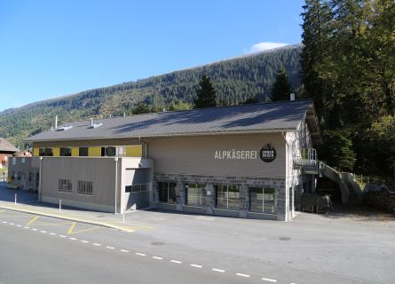 CH_Project_BU Buildings_Urnerboden_Cheese dairy
