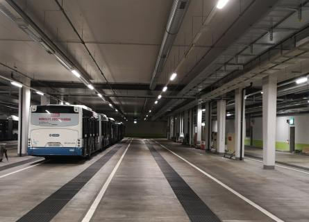 CH_Project_BU Transportation_Hardau_Busstation_emobility
