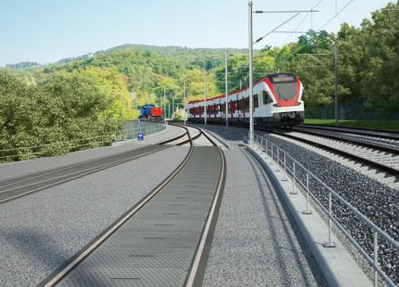 CH_BU Civil_railway_double-track expansion_Grellingen_visulisation