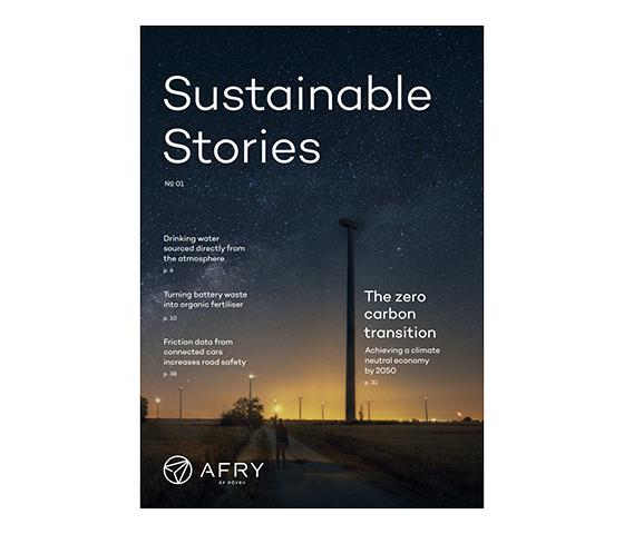 Sustainable stories  NO 1