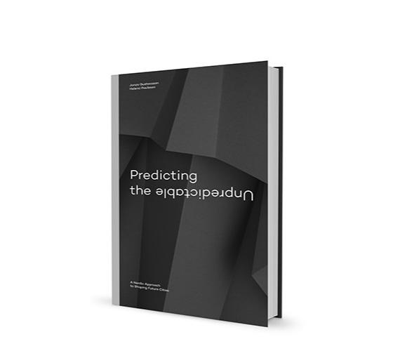 Predicting the unpredictable Future Cities book