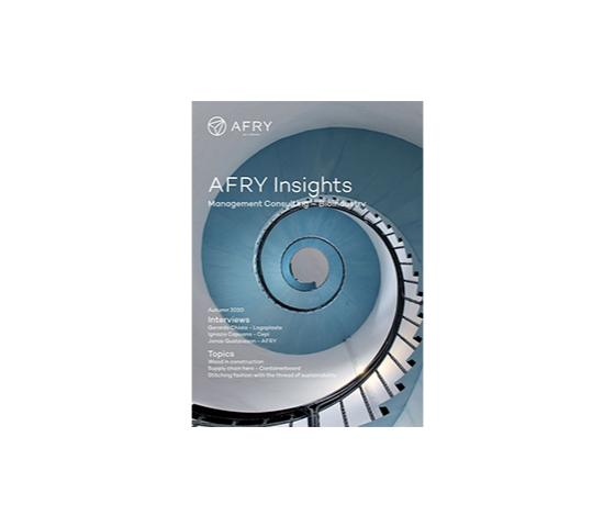 AFRY Insights Bioindustry magazine cover
